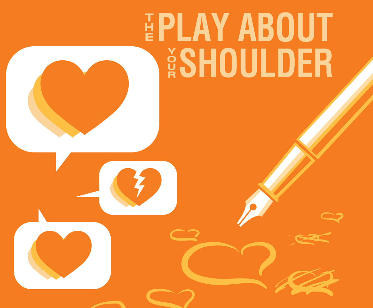 The Play About Your Shoulder - Illustration